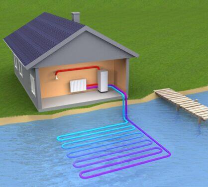 принцип роботи ТН вода-вода