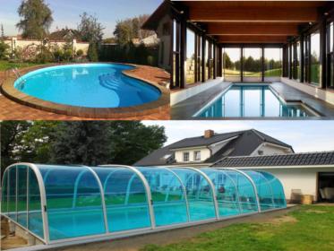 Типи басейнів